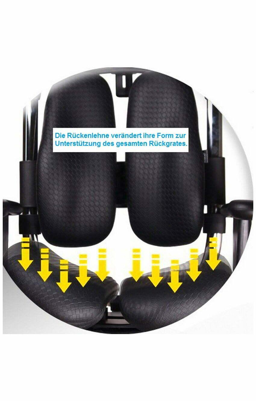 HARASTUHL-chaise de travail-chaises de travail-chaise de bureau pivotante-fauteuil PC-gamer-gaming-gamer-orthopédique-orthopédique-hara-chaise-ergonomique-chaises-ergonomiques-chaise d'ordinateur